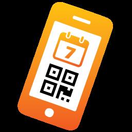 QR-kod i mobilen