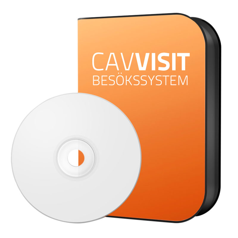 CavVisit Software