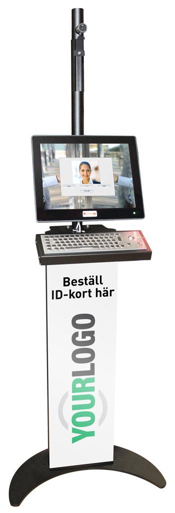 ID-kortskiosk PS100