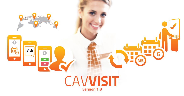 PartnerSec släpper en större uppdatering av det molnbaserade automatiska besökarhanteringssystemet – CavVisit v1.3.